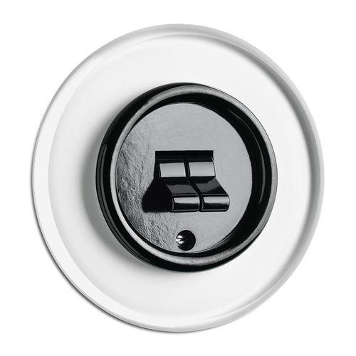 Interruptor de palanca / doble / Bakelite® / clásico 100573 THPG Thomas Hoof Produktgesellschaft mbH & Co. KG