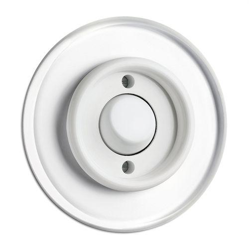 interruptor mecedor / de Duroplast / clásico / blanco