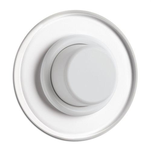 regulador de intensidad luminosa rotativo / de plástico / de Duroplast / moderno