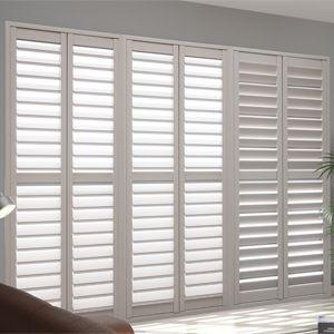 abatibles de madera para ventanas con celosa fusion trend fusta blinds sl with paneles para ventanas