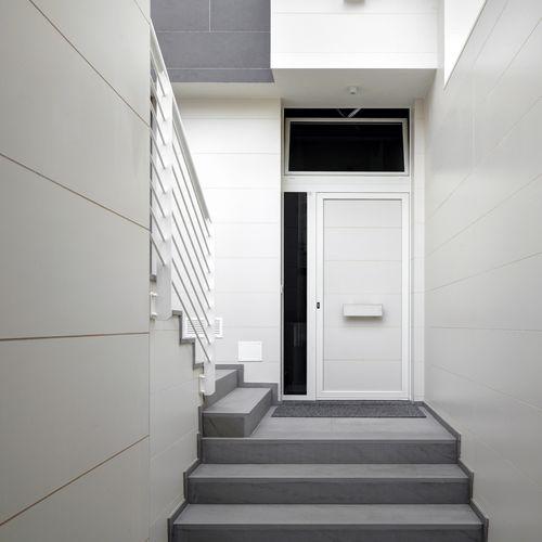 revestimiento de pared de cerámica / para uso residencial / para el sector servicios / pulido