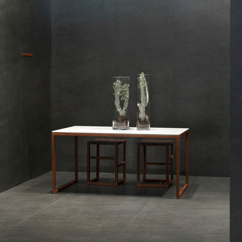 Panel de revestimiento / de cerámica / para tabique / de pared SETA LAMINAM