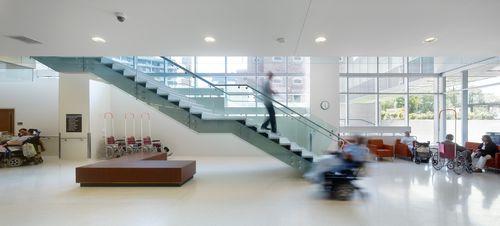 Pavimento de cerámica / para uso profesional / para hospital / en losas COLLECTION: BIANCO LAMINAM
