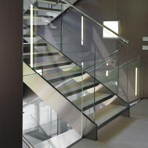 Revestimiento de pared de fibra de madera / para uso profesional / texturado / aspecto metal FILO: BRONZO LAMINAM