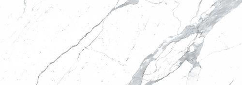 Pavimento de cerámica / para uso profesional / en losas / brillante MARMI: BIANCO STATUARIO VENATO LUCIDATO LAMINAM