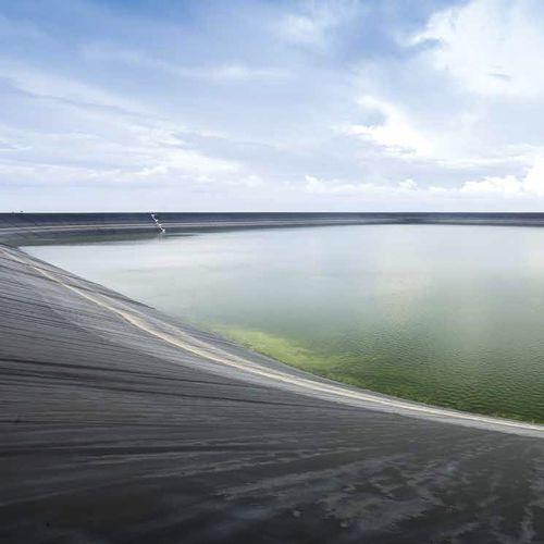 Geomembrana para estanque SAINT GOBAIN TECHNICAL FABRICS EUROPE
