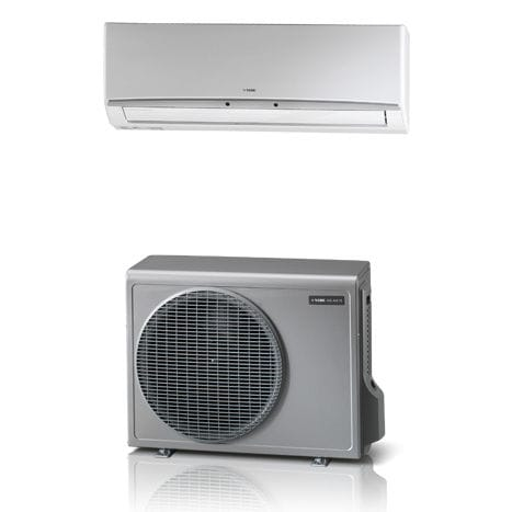 Bomba de calor aire aire / residencial / de exterior ARIA NIBE Energy Systems