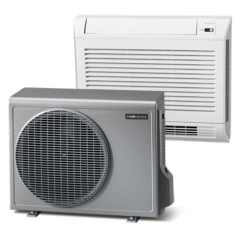 bomba de calor aire-aire / residencial / de exterior