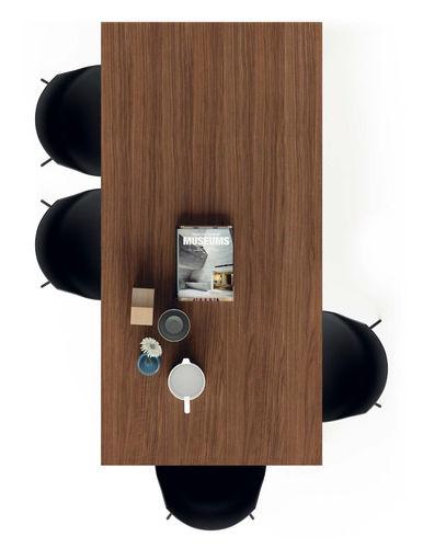 Mesa de comedor / moderna / de madera / de cerámica T05  VIVE - MUEBLES VERGE S.L.