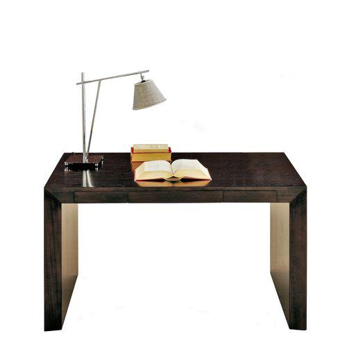 escritorio de nogal / moderno