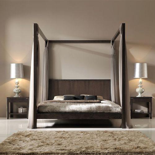 cama con dosel - ArtesMoble