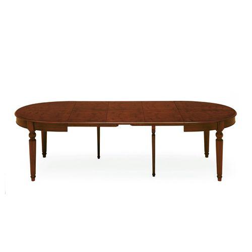 mesa de estilo victoriano / de nogal / de haya / redonda