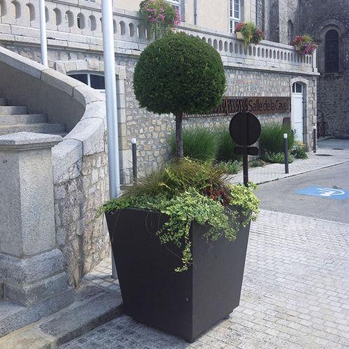 jardinera de acero Corten - ATECH