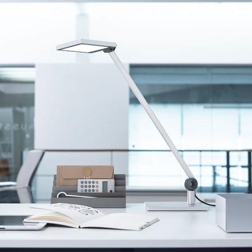 lámpara de oficina / moderna / de aluminio / con brazo articulado