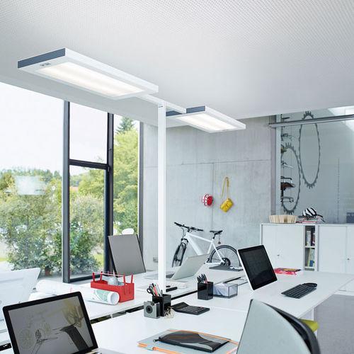 lámpara de pie / moderna / de metal / para iluminación arquitectónica