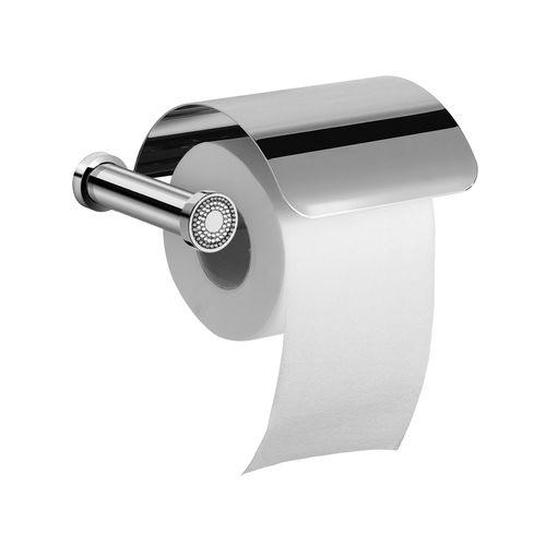 dispensador de papel higiénico de pared / de metal