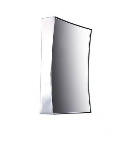 espejo para baño de pared / de aumento / moderno / rectangular
