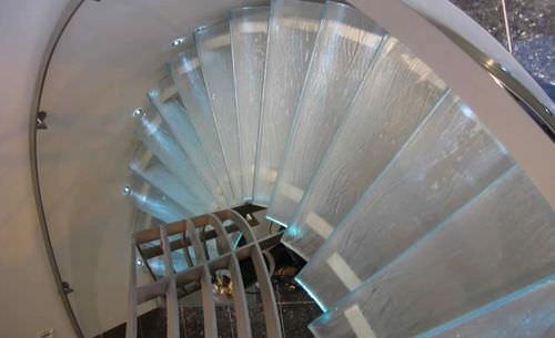 escalón de vidrio - ThinkGlass