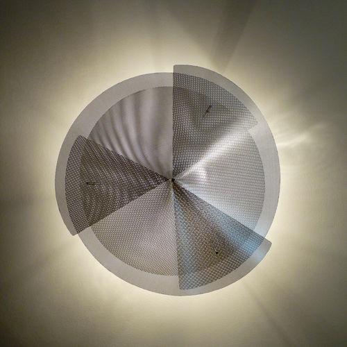 Aplique moderno / de acero inoxidable pulido / LED / de halógeno STAR N°20 Thierry Vidé Design