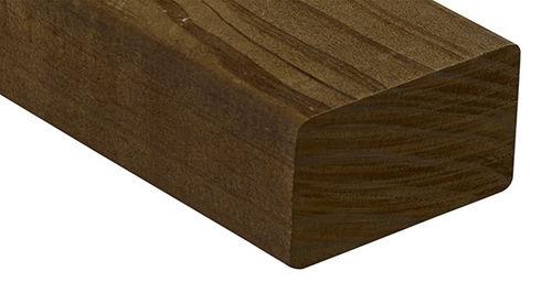 viga de madera maciza - Kebony