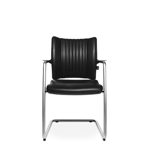 Silla de visita moderna / cantilever / con reposabrazos / tapizada TITAN LIMITED S VISIT Wagner - Eine Marke der Topstar GmbH