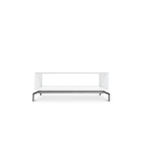 Mesa de centro moderna / de MDF / de acero / de aluminio W-BOX Wagner - Eine Marke der Topstar GmbH