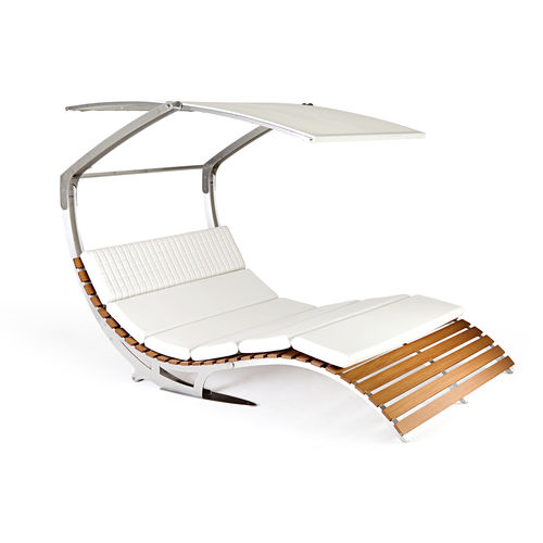 chaise longue moderna - PALMAR arredi