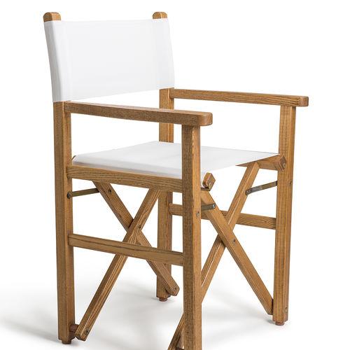 silla moderna / con funda extraíble / plegable / con reposabrazos