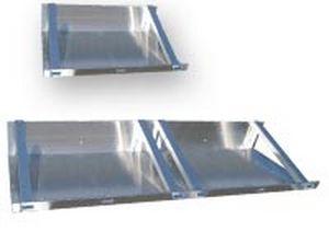Estructura de soporte para cubierta de tejas / para colector solar WANNE VENTUS 15° AZ Thermic Energy
