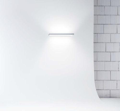 aplique moderno / de aluminio / de PMMA / LED