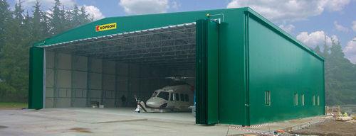 edificio prefabricado / para almacenamiento / para uso industrial / de acero