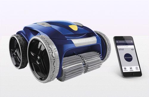 robot de piscina eléctrico / automático / para uso doméstico