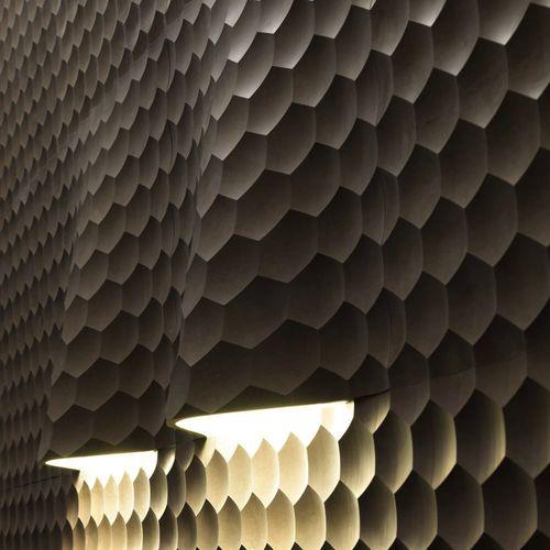 Baldosa de pared / de mármol / de piedra natural / con motivos geométricos FAVO by Raffaello Galiotto Lithos Design
