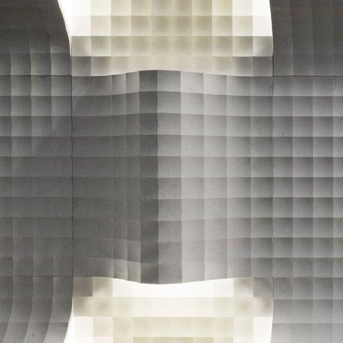 Baldosa de pared / de mármol / de piedra natural / con motivos geométricos QUADRO by Raffaello Galiotto Lithos Design