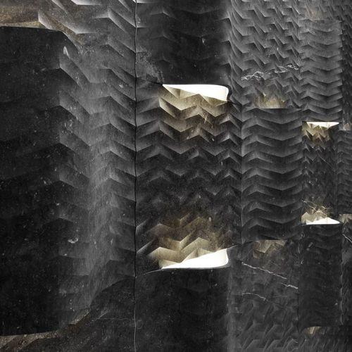 baldosa de interior / de pared / de mármol / de piedra natural