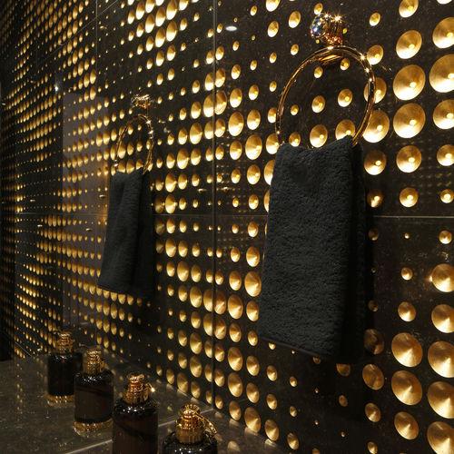 Baldosa de pared / de mármol / con motivos geométricos / 3D LUXURY 2 by Raffaello Galiotto Lithos Design