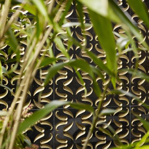 Baldosa de pared / de mármol / con motivos de la naturaleza / con motivos orientales LUXURY 4 by Raffaello Galiotto Lithos Design