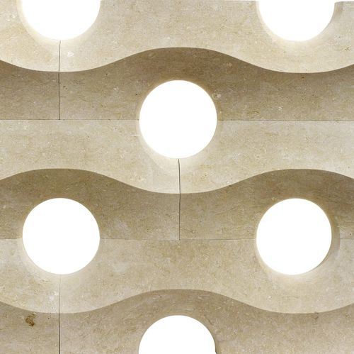 Tabique fijo / de mármol / para oficina / para uso residencial DUCALE by Raffaello Galiotto Lithos Design