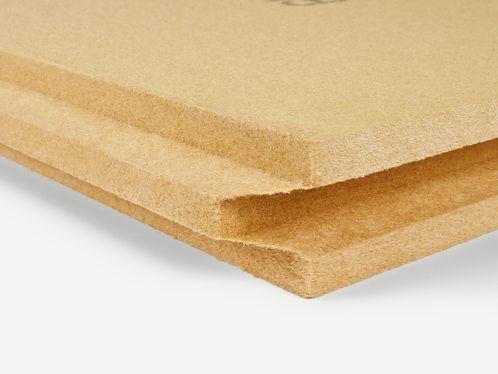 aislante de fibra de madera para interior de pared thermowall gf gutex