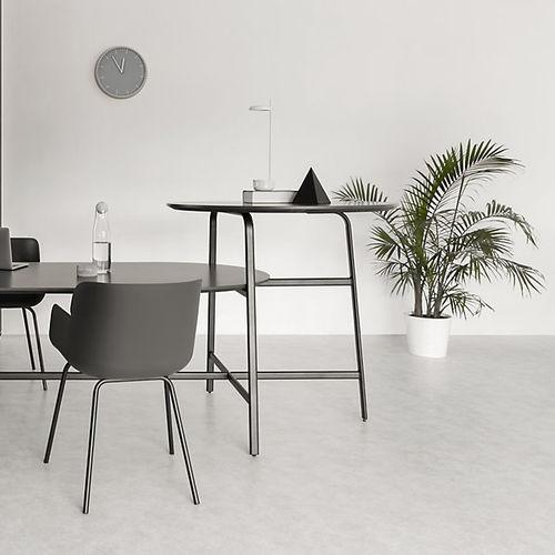 jardinera de hormigón / rectangular / moderna / para oficina