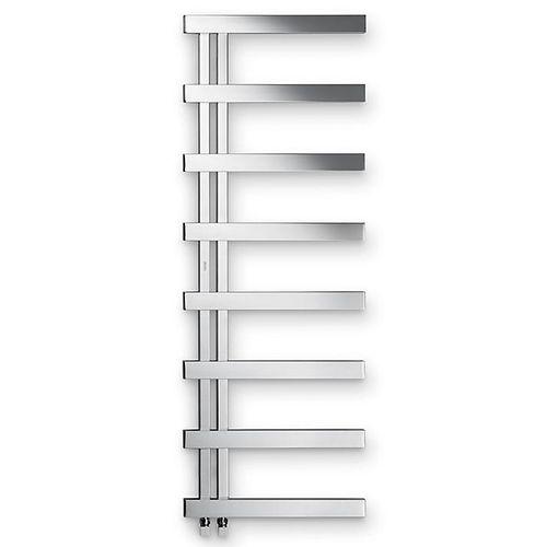 radiador toallero eléctrico / de agua caliente / de acero / moderno