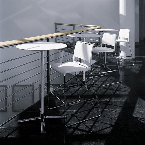 silla de bar moderna - Wilkhahn