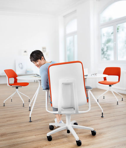 silla de oficina moderna - Wilkhahn
