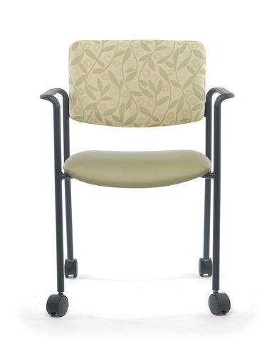silla con ruedas para establecimiento hospitalario ACHIEVE Stance Healthcare