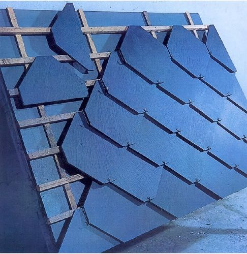 teja de pizarra natural FRENCH TYPE ROOFING euroslate