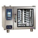 horno eléctrico / para uso profesional / de energía mixta / de vapor