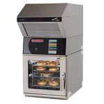horno eléctrico / para uso profesional / de vapor / de energía mixta
