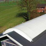 membrana impermeabilizante de aluminio / para techado / de protección / resistente a los UV