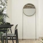 espejo de pared / de pie / para dormitorio / moderno