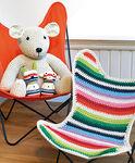 sillón moderno / de algodón / para niños